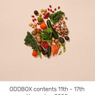 ODDBOX🇬🇧2.99镑拥有的一大箱蔬...