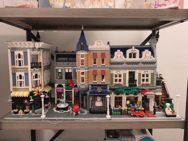 如何让你的lego街景更特别?li...