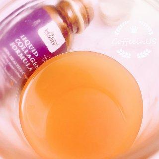 微众测|眼周对比图|Heivy紫瓶,补胶原的同时改善胆固醇