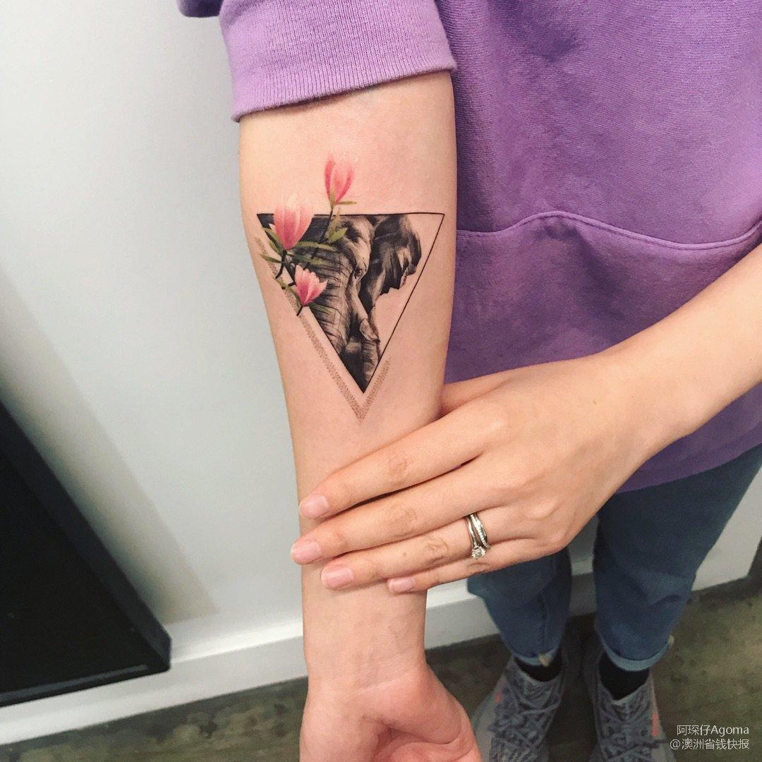 【纹身】纽约最好纹身店 | 第二个纹身