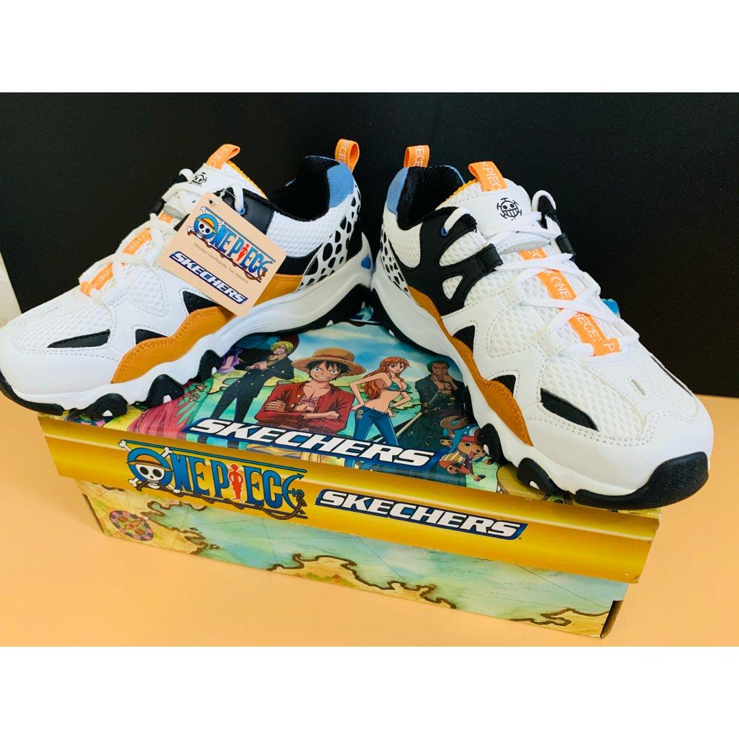 1-2 Skechers 老爹鞋