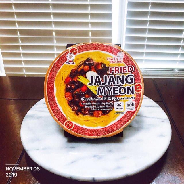 一人居必备❤︎ 速食韩式炸酱面