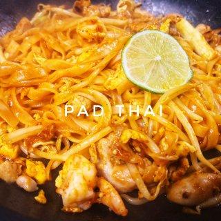 突然想吃泰国炒米粉了怎么办...