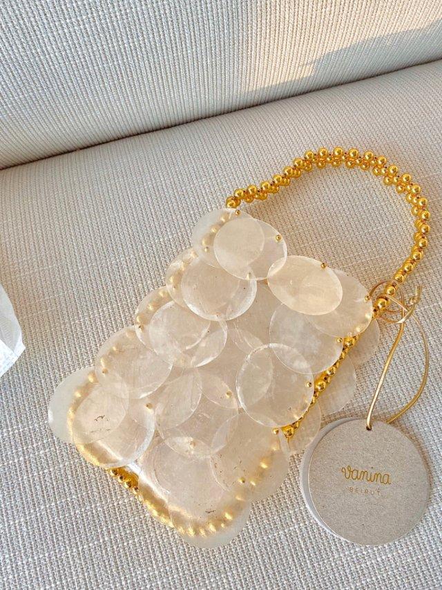 十二月爱物分享💛这是什么神仙包呀,好美啊