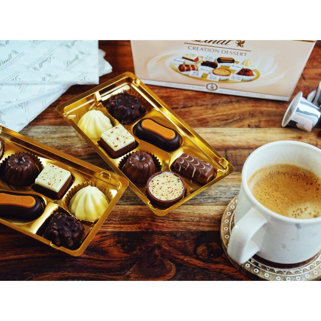 Lindt也是我最爱的巧克力呀~