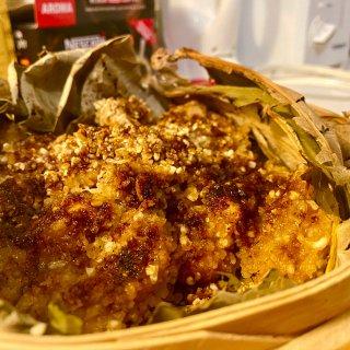 米君厨房👩🍳|饱足减脂餐系列:荷叶粉蒸...