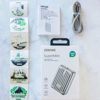 小身体大能量丨Zendure Supermini充电宝