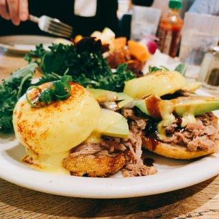 夏威夷|欧胡岛🌸值得二刷的当红早午餐...