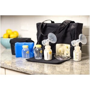 Medela Pump In Style Advanced Breast Pump with On-The-Go Tote : Target