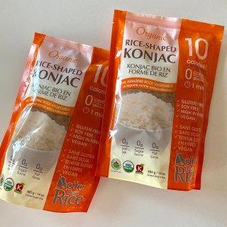 才10卡的减脂魔芋米❗️做韩式拌饭绝了...