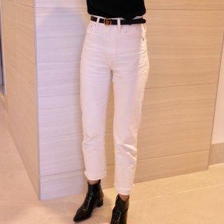 黑白+驼色职场穿搭   安利显腿直的白裤...
