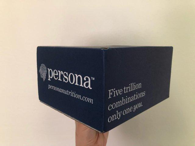 Persona Nutrition多款维他命︱私人订制,找到