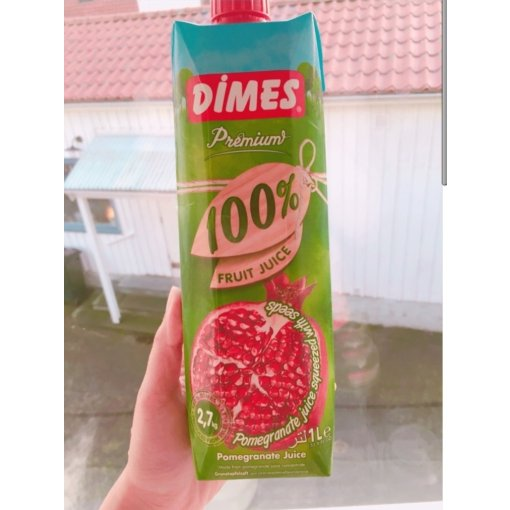 最近在吃的美容抗氧化食辅葡萄籽VS石榴汁