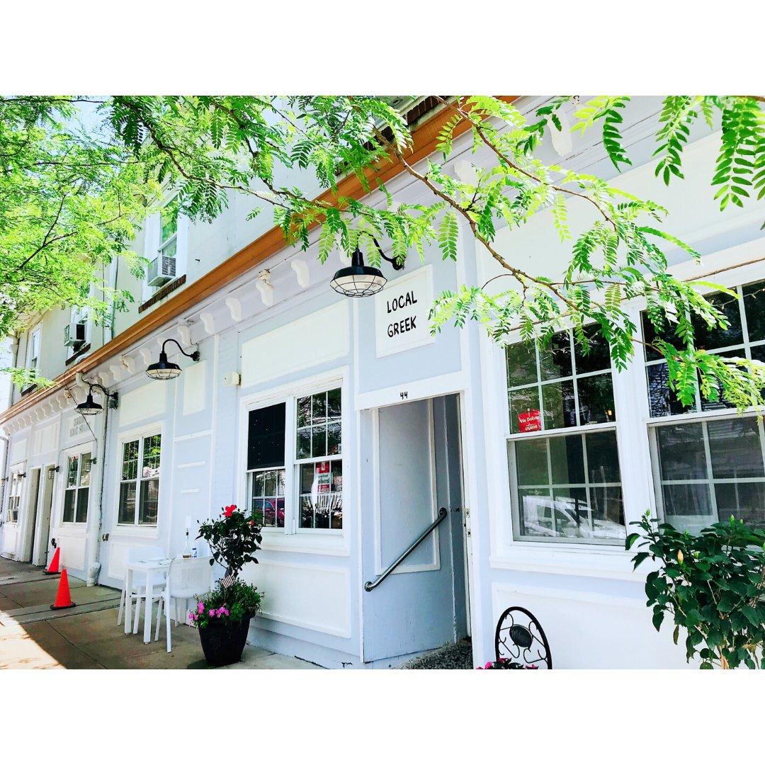 吃货探店 令人惊艳的希腊餐厅Loc...