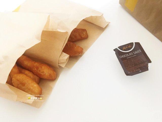 美式油条| 麦当劳冬日网红