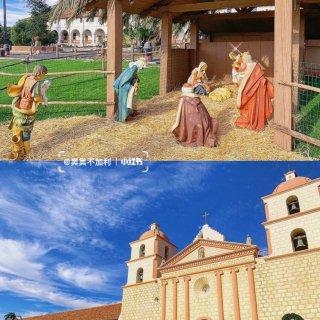 童话镇🧚♀️蓝鲸🐋历史壁画🎨 圣塔芭芭...