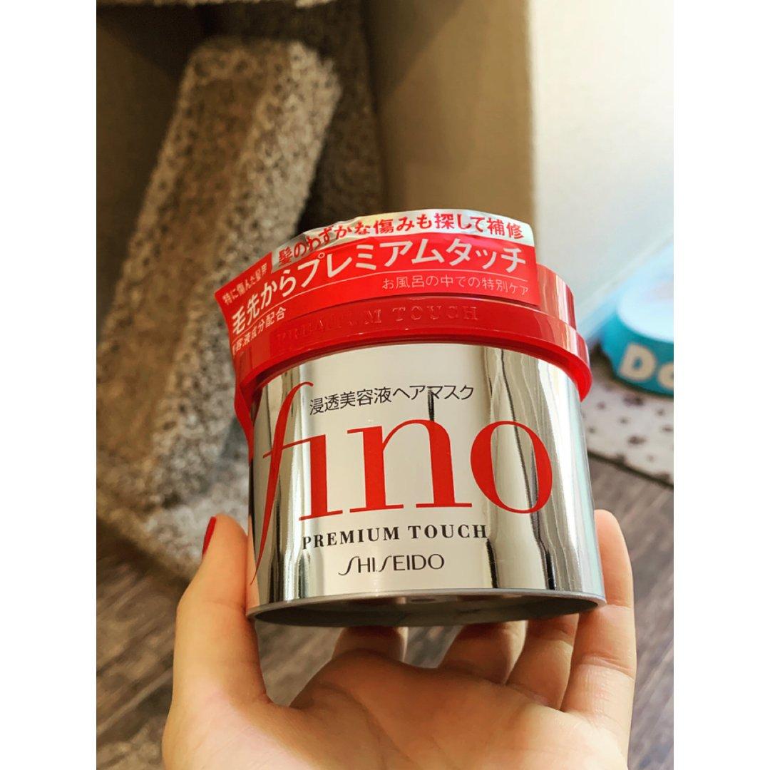 ❣️网红Fino发膜,效果棒棒+便...