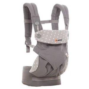 Ergobaby™ 4-Position 360 Baby Carrier in Dewey Grey - BuyBuyBaby