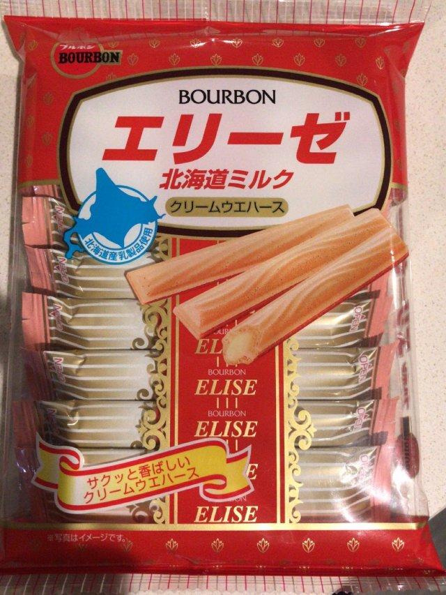 发现好吃的日本小零食