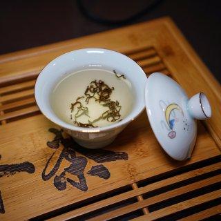 【微众测】焚香品茗|佛系人生|金骏眉怎么品