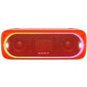 $69Sony SRS-XB30 Bluetooth Speaker Red