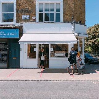 伦敦美食|伦敦咖啡%开门了...