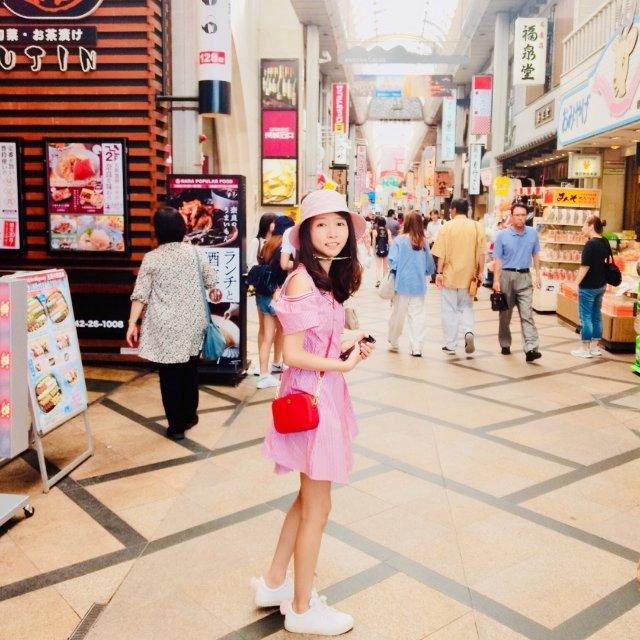 穿得很舒服,暴走无压力的日本之旅!