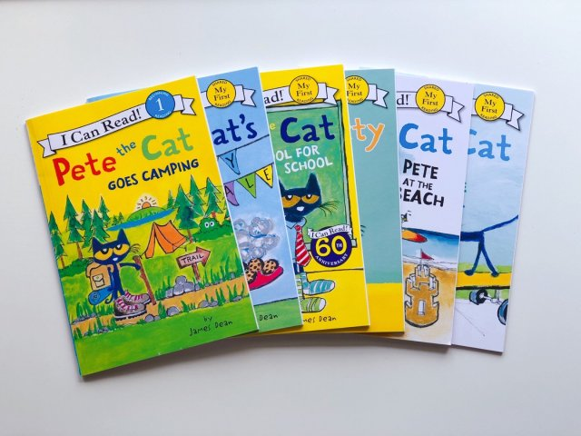 Costco儿童读物