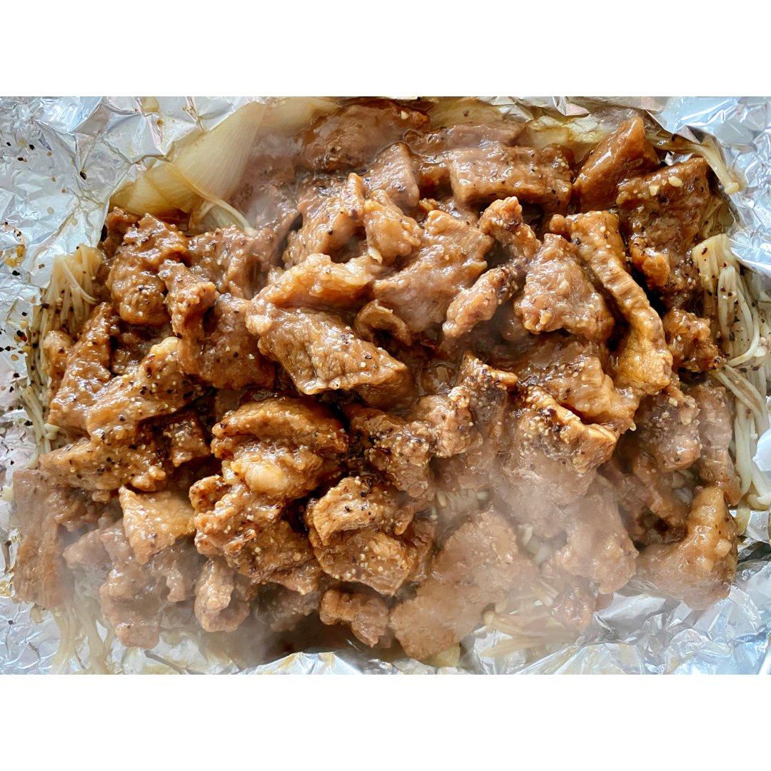 好吃简便的锡纸牛肉