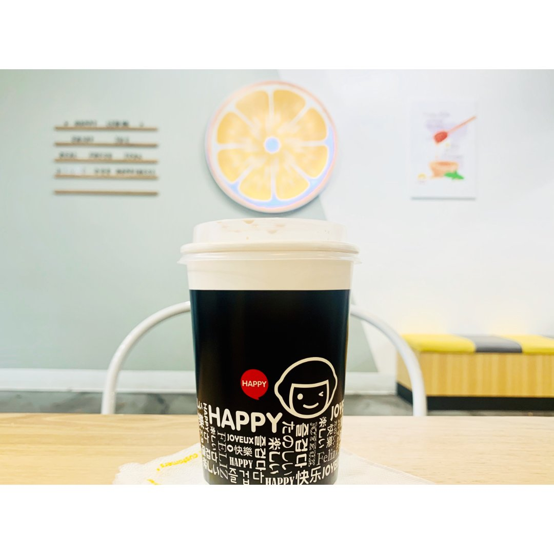 Happy Lemon也有好吃的芋圆呀
