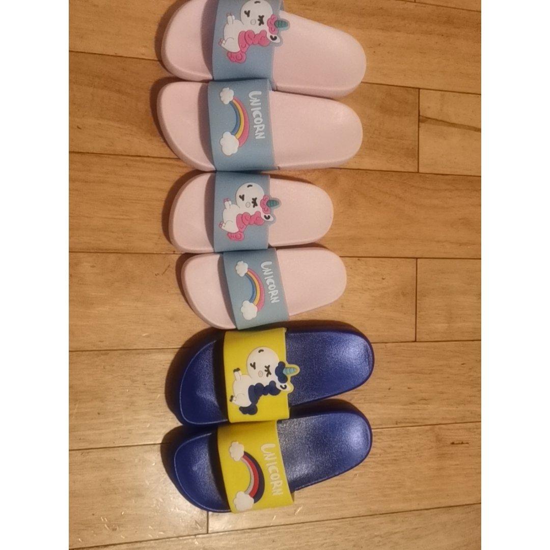 打卡4/4小拖鞋