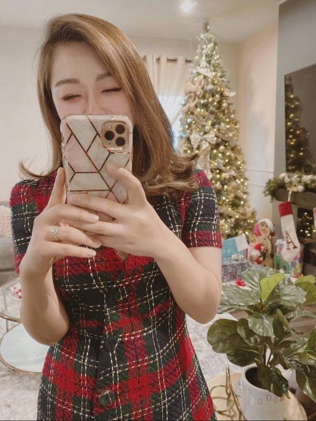 holiday dress |圣诞...