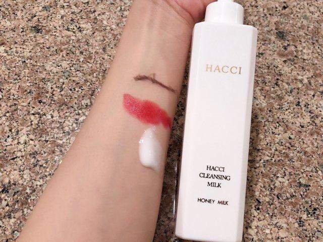 【Hacci蜂蜜卸妆乳】—最温和的...