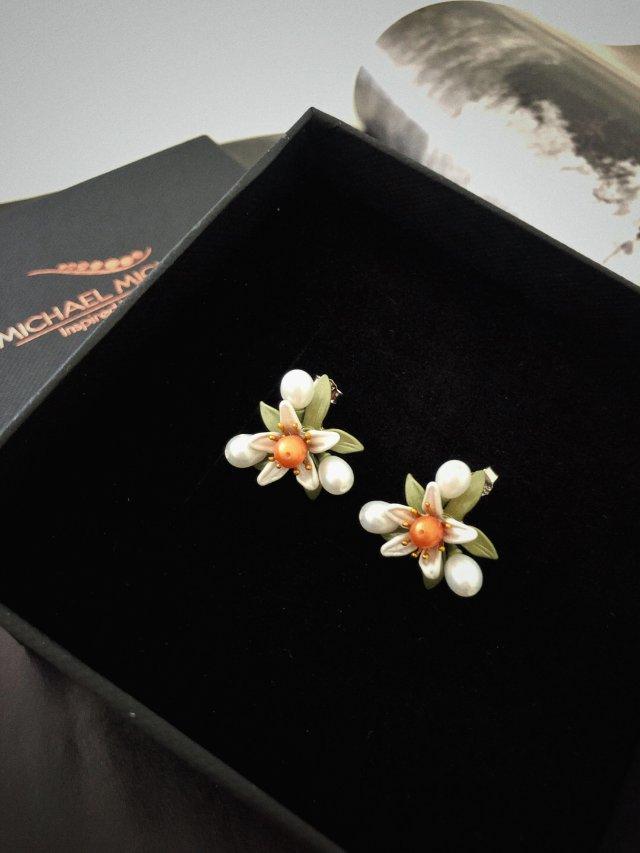 以植物花卉为名的文艺森系首饰