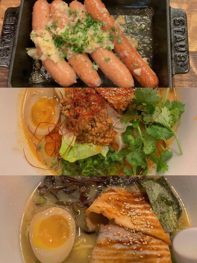 MOMOSAN新式日本拉麵📍西雅图