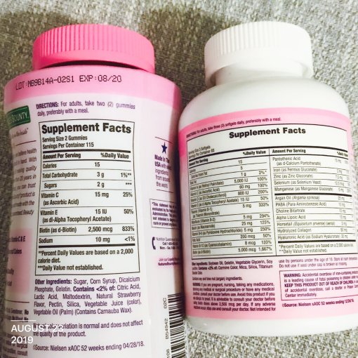 《Costco买什么》女生综合维生素软糖可以有👏🏻