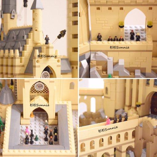 哈利波特系列乐高-霍格沃茨城堡⚡️
