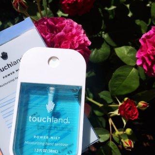 touchland洗手液|添一抹夏日清凉
