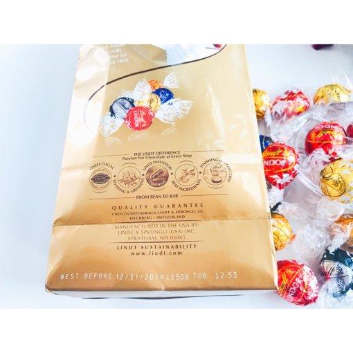 瑞士莲👉软心巧克力球