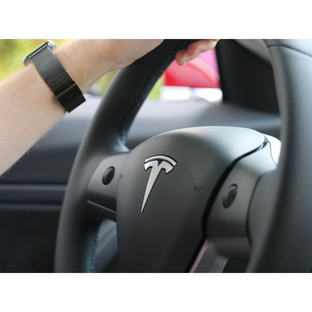 特斯拉Model 3试驾体验