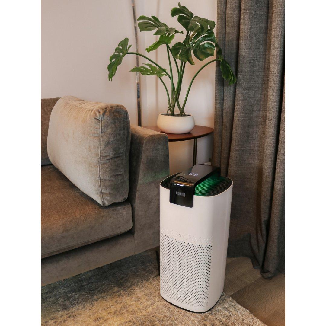 超美型全能空氣管家,飄香滿屋的空氣清淨機...