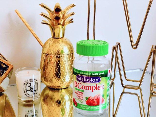 日常空瓶:吃完了一瓶维生素B软糖