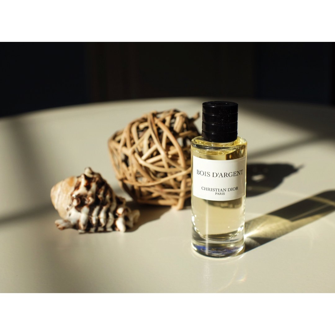 Dior香水 典藏系列 之 银影清木