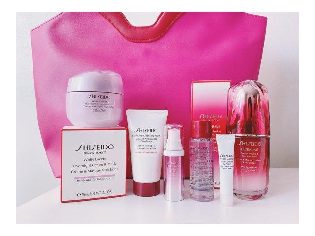 「Shiseido」许三多美白超值套装