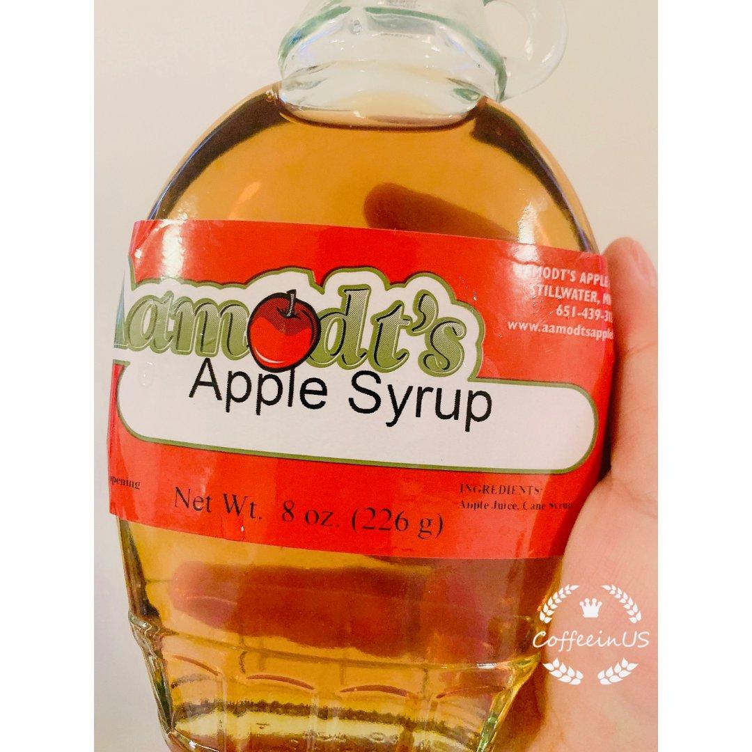🥰苹果糖浆syrup也值得一试!🥰