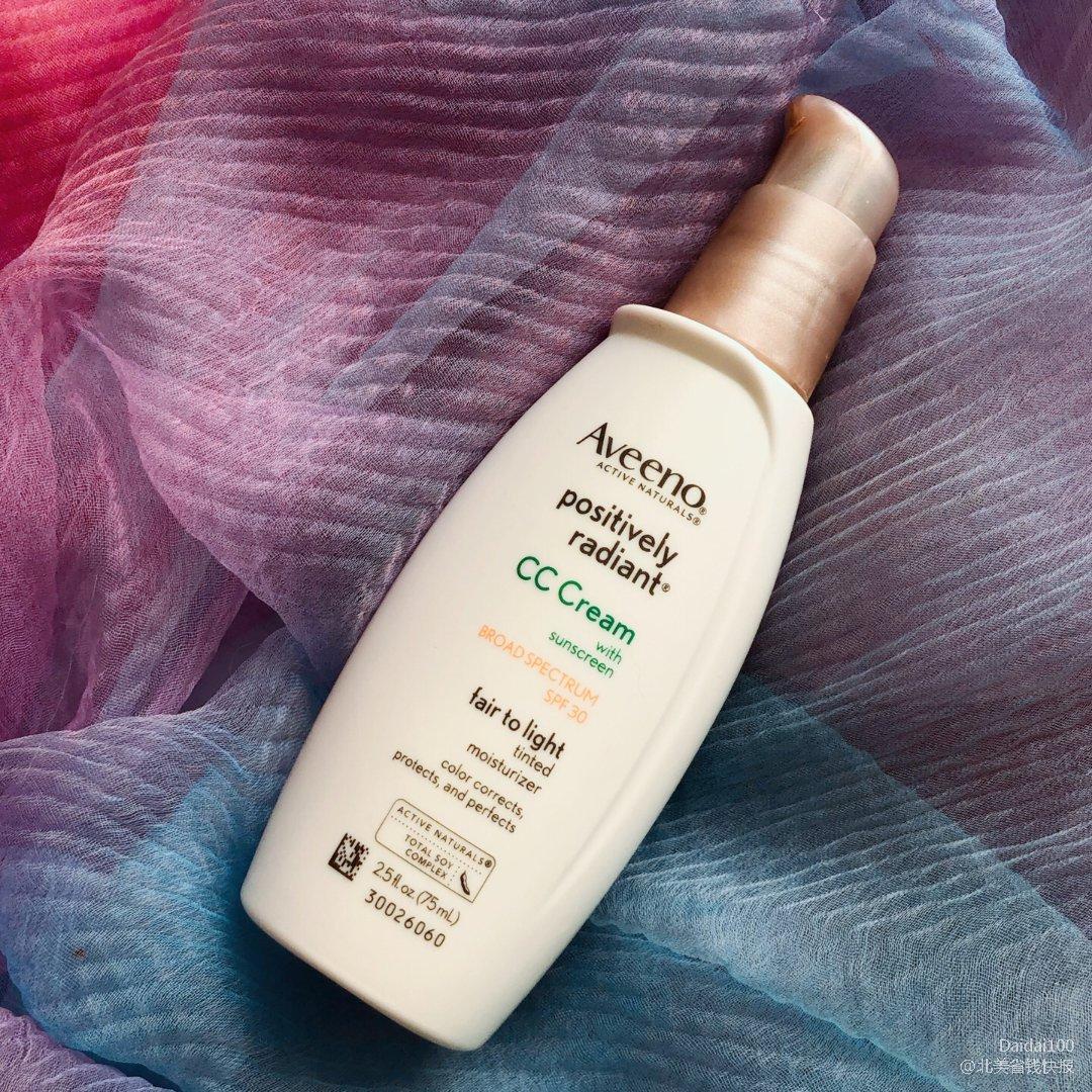 护肤|Aveeno CC Cream