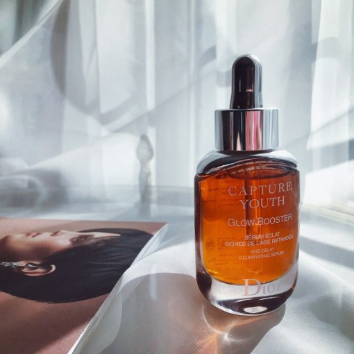 Dior Capture Youth 🍁 水光精华初体验