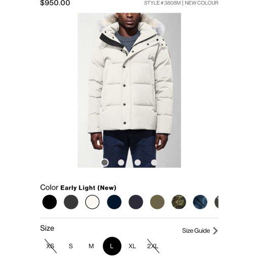 🦢男款女穿 | 加拿大鹅到底该买哪件?