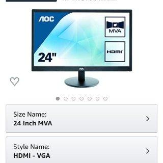 aoc显示屏