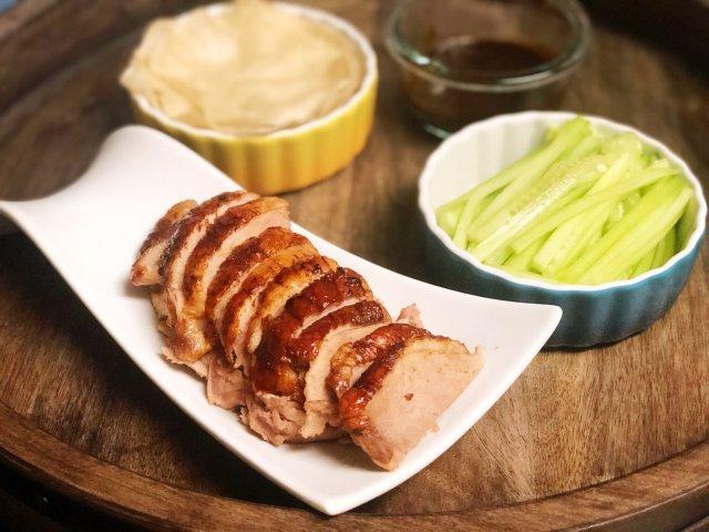 自制脆皮烤鸭,幸福爆表的美味